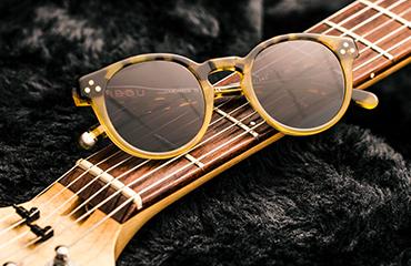 Tortoise Shells Hibou Sunglasses